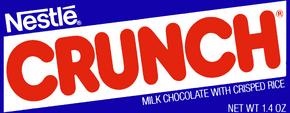 Nestlé Crunch 80s