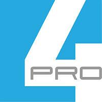 PRO4 logo2012 RGB 245