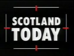 Scotland Today 1989