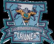 Syracuse Crunch 5 Years