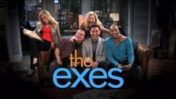 The Exes intertitle