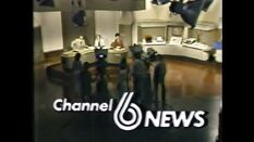 WBRC-TV's Channel 6 News Weekend video opening from 1982