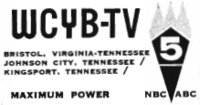WCYB 1956