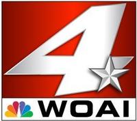 WOAI 4 Logo