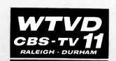 WTVD 1958