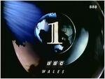 BBC 1 1994 Wales