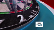 BBC Two Darts ident