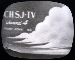 CHSJ-TV 1950s