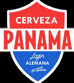 Cerveza Panama 70s 80s logo