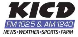 KICD 102.5 FM 1240 AM