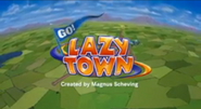 LazyTown Title Card