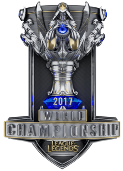 LoL Worlds 2017 logo