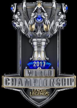 LoL Worlds 2017 logo