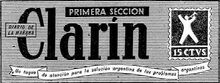 Logoclarin1947
