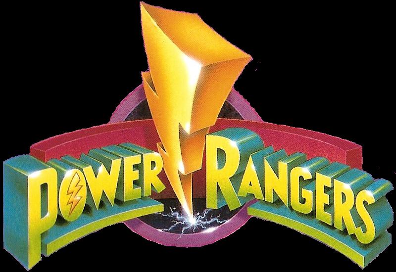 Power Rangers Font 3D