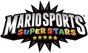 Mario sports superstarslogo