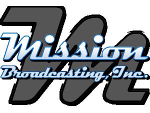 Mission broadcasting logo