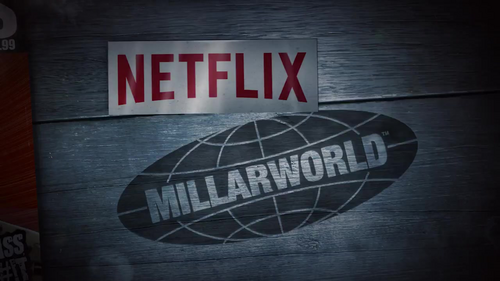Netflix and Millarworld