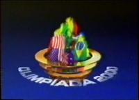 Olimpíada 2000 na Globo