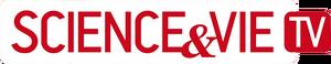 Science et Vie TV logo 2015