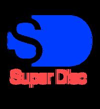 Superdisc logo recreation