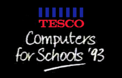 Tesco Computers for Schools 2
