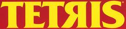 Tetris Atari logo