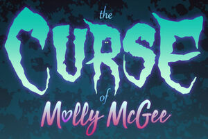 The Curse of Molly McGee logo