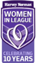 WIL 10 Years Logo