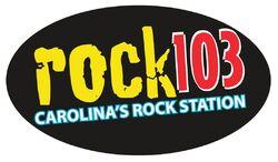 WRCQ 103.5 Rock 103
