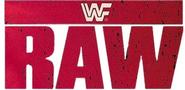WWE RAW Logo 1993