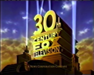 30th Century Fox Television (1999, Futurama variant)