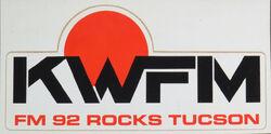 92.9 KWFM FM 92
