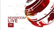 BBC Newsroom Live titles 2016