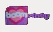 Boomerang logo love