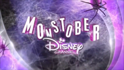 Disney Channel Monstober 2014