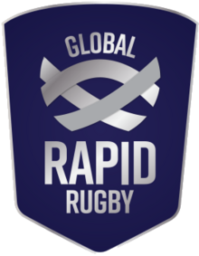 Global Rapid Rugby logo