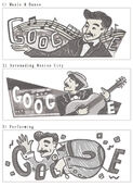 Google Chava Flores's 97th Birthday (Storyboard)