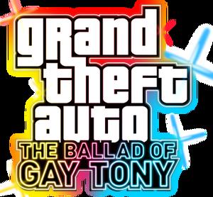 Gay ballad of tony