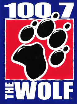 KKWF 100.7 The Wolf