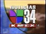 Kmex noticias 34 evening package 1996