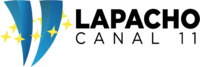 Lapacho Canal 11 (Logo Horizontal - 2018)