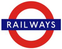 London Underground 1951 roundel small