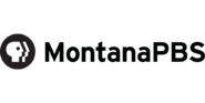 Montana PBS logo black