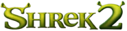 Shrek 2 logo used on mercindise