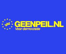 Steun-GEENPEIL