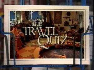 The travel quiz a