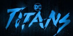Titans (DC) titlecard