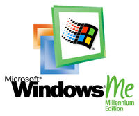 Windows ME stacked