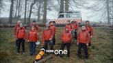 BBC One Mountain Rescue Volunteers ident